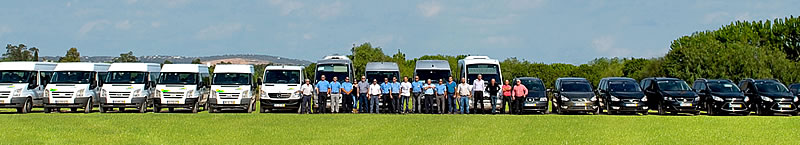 Algarserra transfers vehicle fleet
