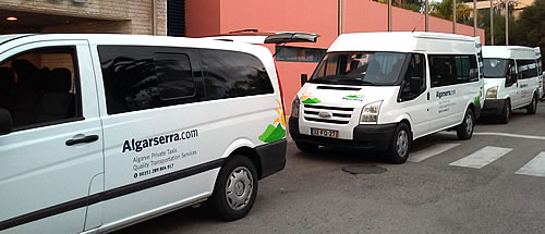 Mercedes vans for executive transfers - Viano and Vito